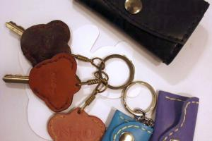 店內的皮革手工品,喜歡的話更可以訂造。