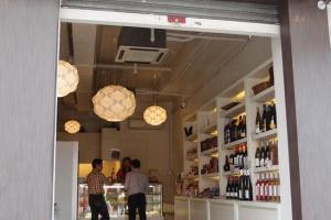 西貢店是 Valentino Chocolatier 進軍香港的首間分店。(Shecky 攝)