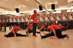 跳舞大賽有 Hip Hop、Jazz、Freestyle 三個組別。