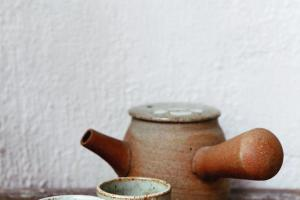茶壺 + 4 隻茶杯 $880