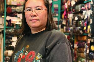 廖小姐說店子要結業搬遷,是遲早問題,非沒有心理準備,只可惜旺角又少一個商場。