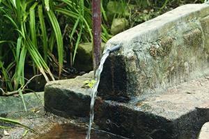 營地基本設施齊備,還有水喉引下山水,可用水袋取水洗手,但建議煲滾才飲用。