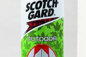 SCOTCHGARD 戶外布質用具防水劑