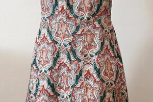 無袖連身裙$4,090;collar $1,690
