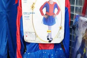童裝蜘蛛俠套裝 $88