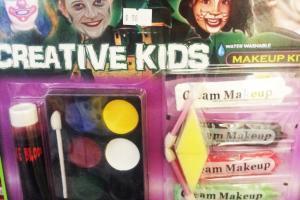 給小朋友用的小兒科化妝品