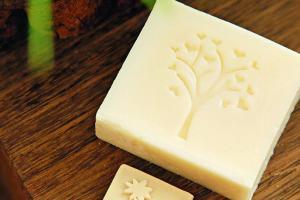 皂章$30,可於製作手工皂時印上不同圖案。