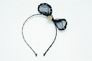 韓國 handmade 頭箍 。$118