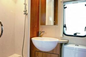 洗水間、浴室,小巧精緻。