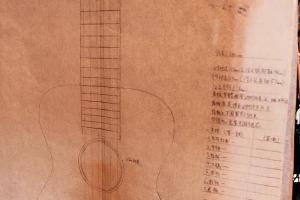 正在研發中的旅行結他,小如 ukulele 可以手攜上機,卻是standard tuning 的6弦結他, 很想要吧?