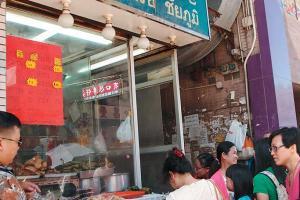 參觀九龍城區內小店,認識區內泰國文化及歷史。