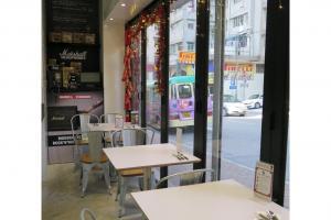 HMV Kafe也充滿新年氣氛