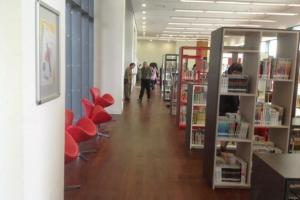 全港第二大圖書館,室內設計新穎