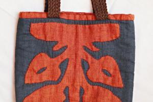 Tote Bag by 羅太 $220