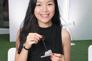 UUendy 會教導大家將經典的「蛇吞象」、「盒子綿羊」等情景製作成立體仿皮匙扣,作品充滿創意,完成後學員都可把作品帶回家。