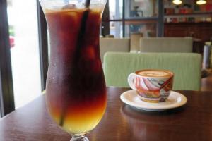 凍蜜糖咖啡 ($40)