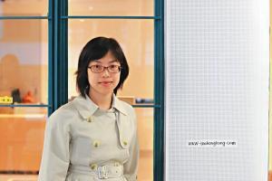 LK 與 Elizabeth 定期開設工作坊,將HK Room變成推廣創意的活動室
