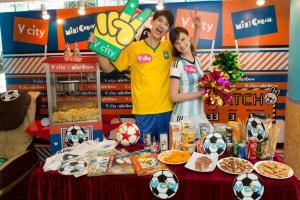 「巴意法美食星級禮遇」提供各足球國美食