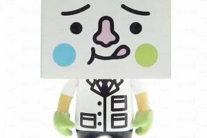 豆腐人 X Lab Made Figure公仔