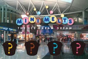 神秘的粒粒雪糕將由韓國空運直送,大家準時 8 月接機喔!