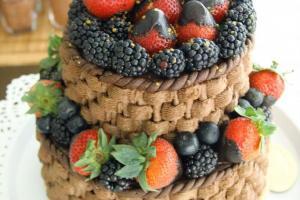 華麗蛋糕最適合大伙人分享