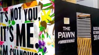 餐廳預計將於十月下旬重開。未知會為我們帶來怎樣的驚喜。(圖:The Pawn facebook)