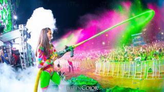 圖: Life in Color