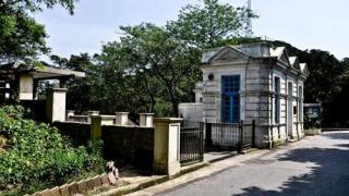 仍保留的前港督別墅守衛室 (圖片來源:hk-victoria-peak官網)
