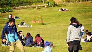 佐敦谷公園是假日放鬆身心的好去處 (圖片來源:IG@政府新聞處)