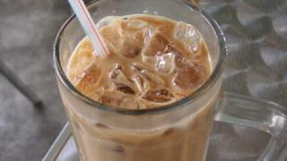 大大杯凍奶茶,奶味幾濃。