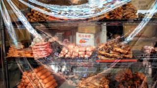 串燒種類繁多,價錢都只是$7 至 $10一串不等。