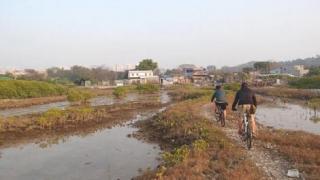 單車遊「天山」 尋消失地圖上的古廟