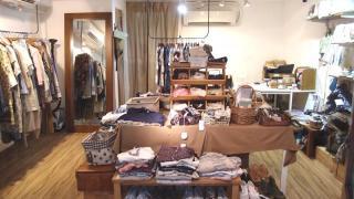 該店主打日式麻棉衣物及雜貨。(Shecky 攝)