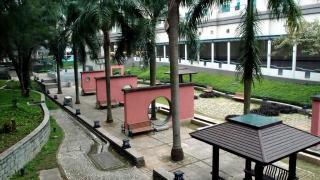 嶺南大學環境清幽,即使不是來看貓,閒逛校園也不錯。