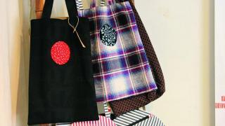 視窗布 tote bag BY Cotton Car $550