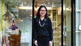 原本從事建築的 Catherine 以自己興趣來開設這 Abode 精品小店