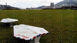 紙飛機造型椅子