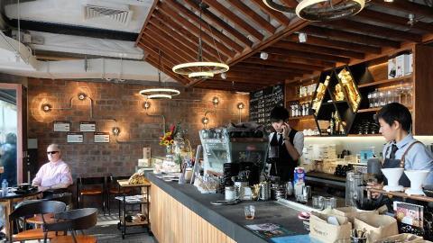 Coffee Academics The Pulse 分店