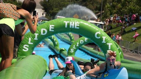 圖: Slide the City