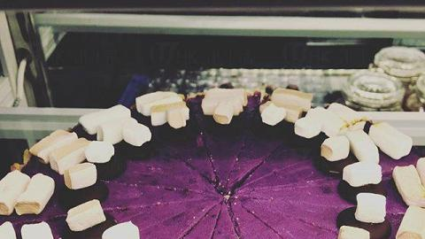 紫著芝士S'more(圖: IG@cafe_bauhinia )