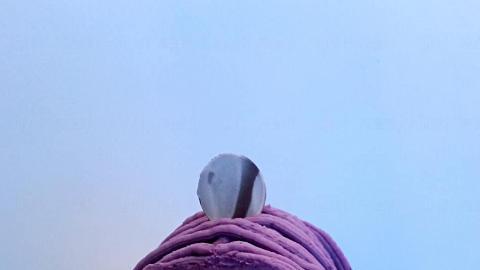 紫薯牛油卷(圖: FB@Ultra Violet)