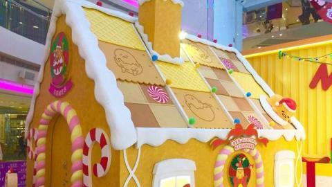 香港聖誕6大好去處!港島睇聖誕燈飾