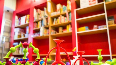 小編K承認,我從來沒看這些玩具。