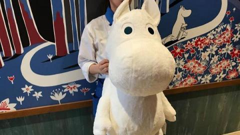 Moomin Café 結業餐飲8折 精品6折