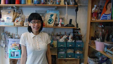 店主Billie夢想成真,現時小店內已集結了 26 個設計單位在此寄賣。