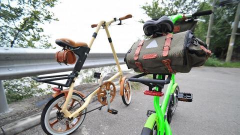這段路徑既可避開傳統單車徑的人潮,又不用和其他車輛爭路。