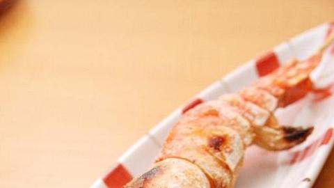 鹽燒海蝦入口新鮮惹味。