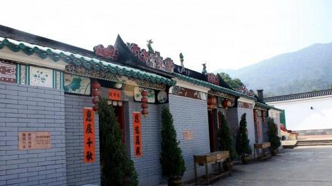 天后廟於1992 年重修過,至今依然保存良好。