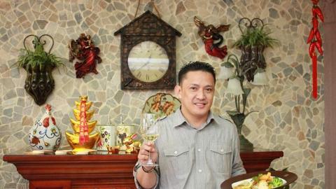 大廚 Ronald 正籌備La Cucina Italiana 位於北京三里屯的分店,到時去北京都有口福。
