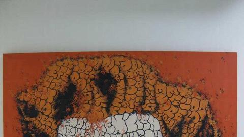 另一傑作:瑪利蓮夢路。(Ali G, Chokoli Stawberry artist 攝)